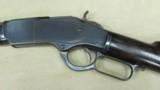 Winchester Model 1873 .22 Short Rimfire Rifle - 3 of 20