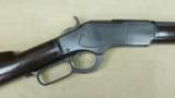 Winchester Model 1873 .22 Short Rimfire Rifle - 8 of 20