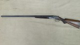 LC Smith Field Grade Featherweight 16 Gauge Double Barrel Shotgun
