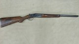 LC Smith 20 Gauge Field Grade Shotgun with Auto Ejectors and Hunter One Single Trigger