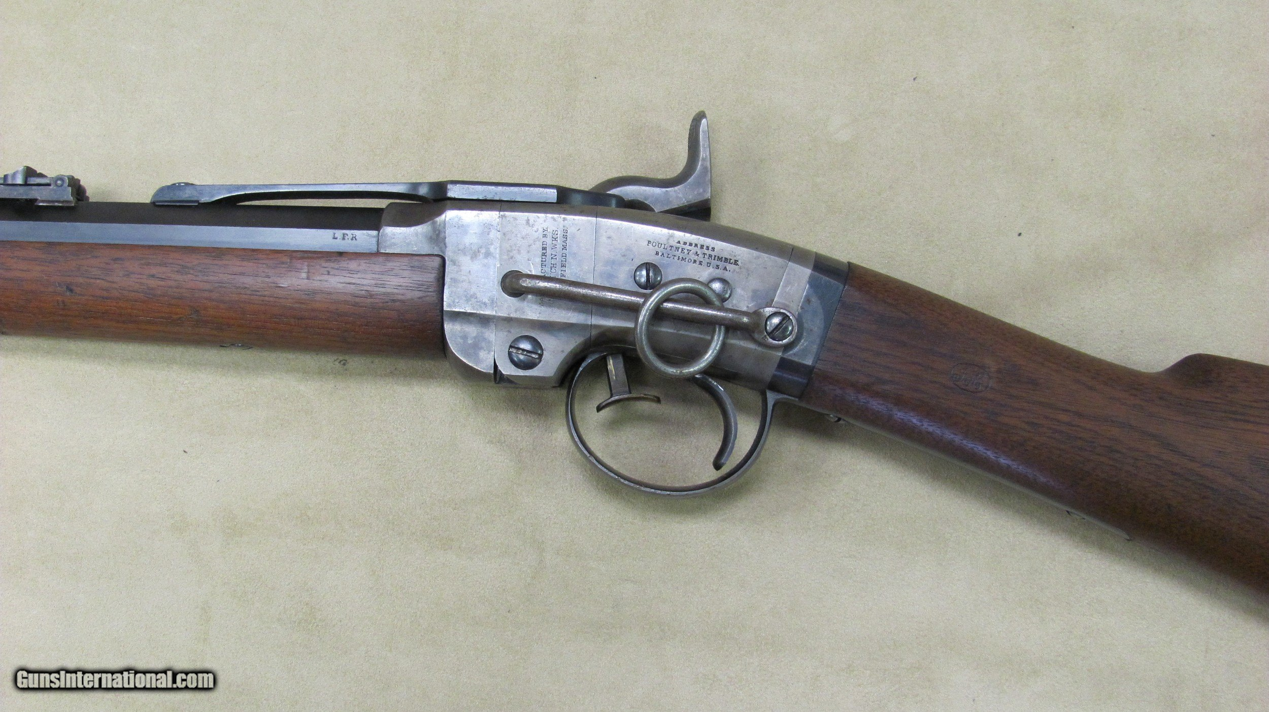 Smith Carbine 50 Caliber in Excellent Condition for sale