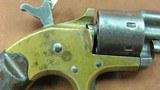 Colt Open Top Pocket Model Revolver 22 Cal. - 7 of 8