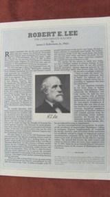 U.S. Historical Society Robert E. Lee Commemorative - 17 of 18