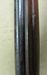 Winchester Model 1885 Low Wall Musket (Winder Musket) - 21 of 26