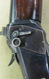 Winchester Model 1885 Low Wall Musket (Winder Musket) - 23 of 26