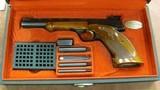 Browning Medalist Pistol in Original Black Case