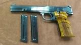 S&W Model 41 .22lr Pistol in Original Factory Blue Box
