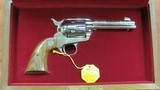 Colt Single Action Army Custom Shop Revolver