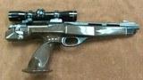 Remington XP 100 Pistol in .221 Fireball with Leupold Scope and Original Remington XP-100 Zipper Case