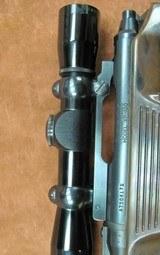 Remington XP 100 Pistol in .221 Fireball with Leupold Scope and Original Remington XP-100 Zipper Case - 12 of 15