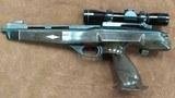 Remington XP 100 Pistol in .221 Fireball with Leupold Scope and Original Remington XP-100 Zipper Case - 2 of 15