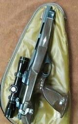 Remington XP 100 Pistol in .221 Fireball with Leupold Scope and Original Remington XP-100 Zipper Case - 15 of 15