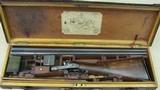 Mortimer Engraved Double Barrel Hammer Shotgun 12 Gauge (Scotland)