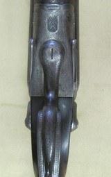 Mortimer Engraved Double Barrel Hammer Shotgun 12 Gauge (Scotland) - 15 of 20