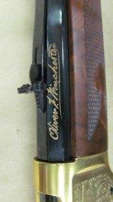 Winchester Model 1894 Oliver F. Winchester Commemorative Rifle Caliber 38-55 Win. - 7 of 20