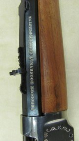Winchester Theodore Roosevelt Commemorative Model 94 Carbine Unfired in Box with All Papers (Mfg. 1969) - 12 of 20