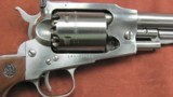 Ruger Old Army Revolver .44 Cal. Black Power in As New Condition - 6 of 19
