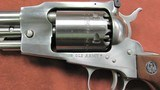Ruger Old Army Revolver .44 Cal. Black Power in As New Condition - 3 of 19