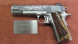 """kimber """"the american patriot 1911"""" one of 300 engraved by altamont"""