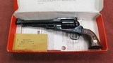 Ruger Old Army Revolver in .44 Caliber BP Unfired in Original Box #56 of 100 Issued for NMLRA in 1974