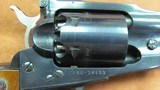Ruger Old ArmyRevolver in .44 Cal., Blue Finish and 7 1/2 Inch Barrel, Fixed Sights and Non-Fluted Cylinder - 3 of 14