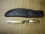 Randall model 3 Hunter fixed blade knife - 6 of 11