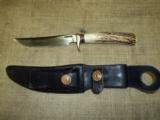 Randall model 3 Hunter fixed blade knife - 1 of 11