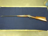 Winchester 1885 Low Wall 22 WCF. (22 Hornet) - 1 of 12