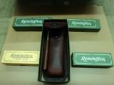 Remington Knives in original unused store display case - 2 of 10