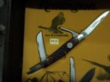Remington Knives in original unused store display case - 3 of 10