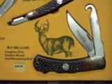 Remington Knives in original unused store display case - 7 of 10