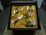 Remington Knives in original unused store display case - 8 of 10