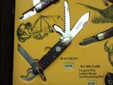 Remington Knives in original unused store display case - 6 of 10