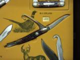 Remington Knives in original unused store display case - 5 of 10