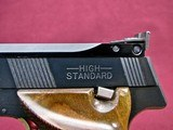 High Standard The Victor 22LR Excellent - 2 of 10
