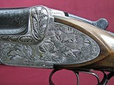 Simson-Suhl 12GA Highly Engraved Over/Under - 2 of 15