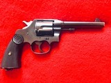 Colt New Service .45 LC Revolver—Very Good Original Condition
