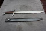Argentine short sword/machete