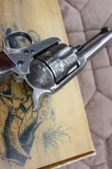 Uberti Laser engraved.45LC - 9 of 11