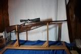 Winchester Model 70 Pre 64 22 Hornet