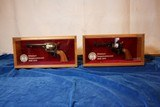 Missouri Sesquicentennial Matched pair revolvers 1820-1970