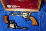 Missouri Sesquicentennial Matched pair revolvers 1820-1970 - 3 of 5