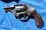 High Standard Centennial Model .22 Revolver - 4 of 8