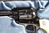 2 Colt Nevada Centennials in presentation boxes .22 Scout and 5 1/2 inbl - 7 of 26