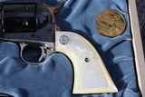 2 Colt Nevada Centennials in presentation boxes .22 Scout and 5 1/2 inbl - 3 of 26