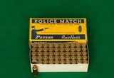 Peters Police Match .45 Auto 185 GR Wad Cutter