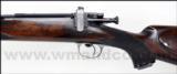 Griffin & Howe Krag Single Shot 25-35 Target Rifle. - 1 of 4