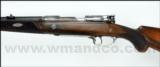 Haenel Model 1888 Mauser 9X56 Bolt Rifle. - 3 of 4