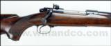 Winchester Model 70 Pre War 30-06 Griffin & Howe Custom - 1 of 4