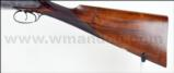 Army & Navy 12 Gauge Sidelock - 8 of 8